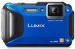 """Panasonic Lumix DMC-TS5A Brand New Includes One Year Warranty, The Panasonic DMC-TS5 rugged, waterproof and WiFi-enabled camera which can control and share instantly from your smartphone"