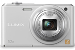 Panasonic DMC-SZ3W Compact Zoom Camera