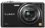 Panasonic DMC-SZ3K Compact Zoom Camera