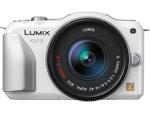 Panasonic DMC-GF5KW Compact Camera System