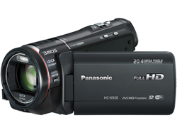 Panasonic Recreational Camcorders panasonic hc x920k