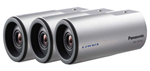 Panasonic BTS WV-SP102 (3 pack) Indoor Bullet Camera