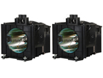 Panasonic BTS ETLAD55LW Replacement Projector Lamp -