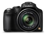 Panasonic DMC-FZ70K-R 16.1 MP Long Zoom Digital Camera