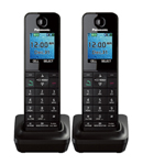 Panasonic KX-TGHA20 (2 Pack) Additional Digital Cordless Handset 86583-5
