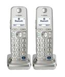 Panasonic KX-TGEA20S (2 Pack) Additional Digital Cordless Handset 86625-1