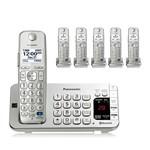 Panasonic KX-TGE276S 6 Handset Cordless Phone