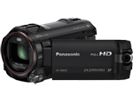 Panasonic Hc-w850k Twin Recording Hd Camcorder