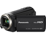 Panasonic Hc-v550k Wifi Enabled Hd Camcorder