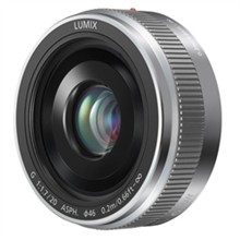 Panasonic G Series Lens panasonic h h020as