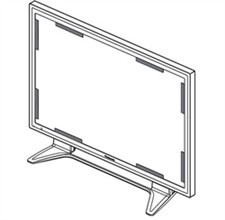 LCD and Plasma Screen Televisions panasonic tyar65p9w