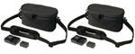 Panasonic VW-ACT190 (2 Pack) Camcorder Accessory Kit