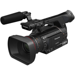 Panasonic Aghpx250pj Professional Hd Handheld Camcorder