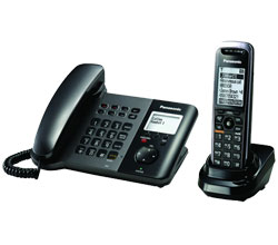 Panasonic Corded Cordless Phones panasonic kx tgp550