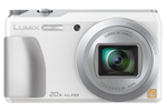 Panasonic DMC-ZS35W-R LUMIX Long Zoom Digital Camera