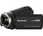 Panasonic HC-V550K-R WiFi Enabled HD Camcorder