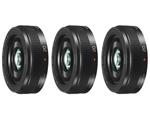 Panasonic H-H020AK-3 Pack 20mm / F1.7 ASPH Lense