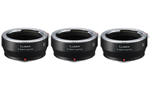 Panasonic DMW-MA3R-3 Pack Panasonic Lumix DMW-MA3R Lens Adaptor for Le 99098-5