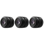 Panasonic H-ES045-3 Pack Panasonic Lumix Leica DG Macro-Elmarit Macro